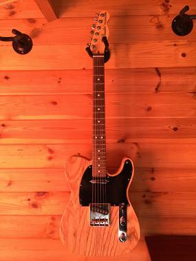 FENDER AMERICAN TELECASTER  LIMITED EDITION 2020 Natural