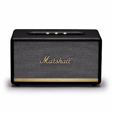 MARSHALL HEADPHONES STANMORE II VOICE GOOGLE ASSISTANT BLACK ACCS-10235