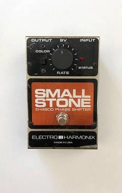 ELECTRO HARMONIX SMALL TONE EH4800 PHASE SHIFTER - ANNI 70' SPEDIZIONE GRATIS!!