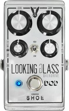 DIGITECH DOD LOOKING GLASS - EFFETTO OVERDRIVE A PEDALE PER CHITARRA
