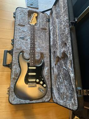Fender Stratocaster american professional 2 HSS scambio Telecaster Gibson