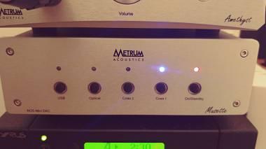 Dac Metrum Acoustucs Musette R2R Nos