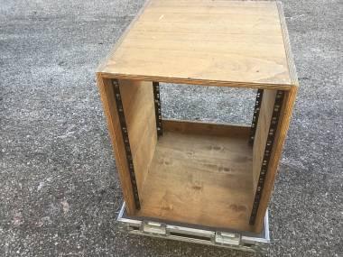 Flyght case in case per regia 14 moduli