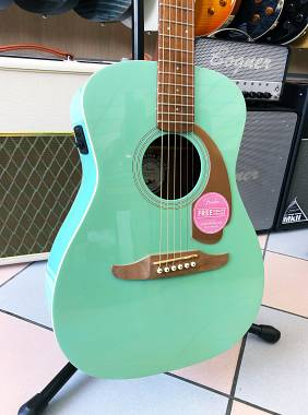 FENDER - MALIBU PLAYER AQUA SPLASH