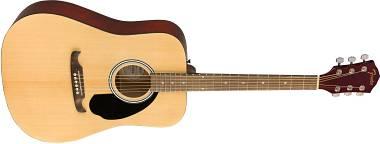Fender FA-125 Dreadnought Walnut Fingerboard Natural