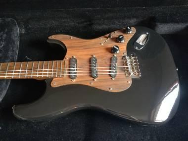 Stratocaster BCguitars - Alder + Noce