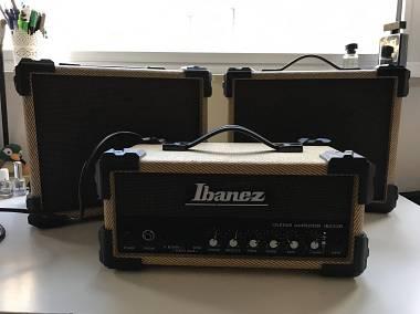 preamplificatore e casse _Ibanez ( IBZ 528 )