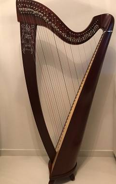 Arpa celtica Camac Korrigan 38 corde