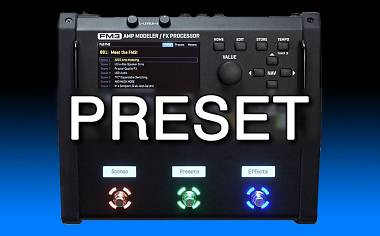 Fractal Audio FM3 patch preset
