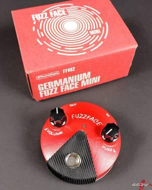 Dunlop FFM2 Germanium Fuzz Face Mini