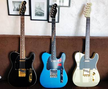 Fender Telecaster American Professional limited