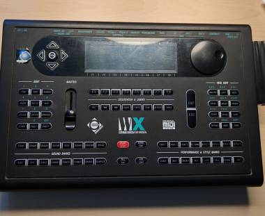 Gem WX 2 ARRANGER - uso ricambi