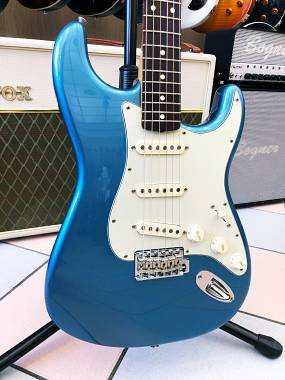 FENDER STRATOCASTER CLASSIC SERIES '60S LAKE PLACID BLUE PALISSANDRO!