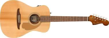 Fender Malibu Player Nat MN