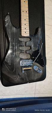 Body Stratocaster Marconi Lab Swamp Ash