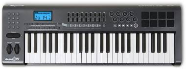 M Audio AXIOM 49 master keyboard usb