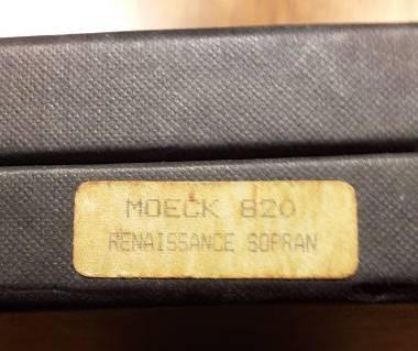 Moeck 820 usato