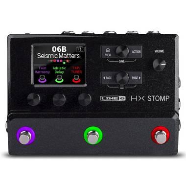 Line6 HX Stomp PROCESSORE EFFETTI, AMP Modelling, Cab Sim, Spedizione gratuita