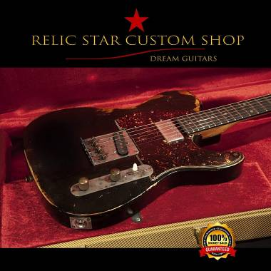 RELIC STAR CUSTOM SHOP '59 ligh weight telecaster