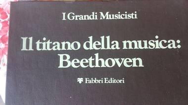 cofanetto musica classica – L. v. Beethoven - Ariston 1978