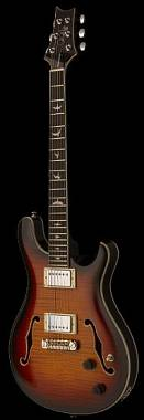 Paul Reed Smith - PRS -  SE Hollowbody II - Tri-Color Sunburst