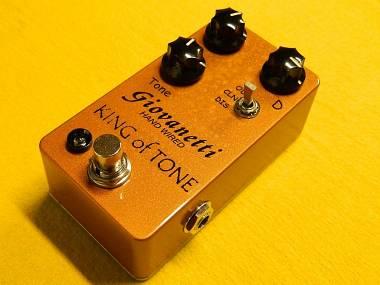 Analogman King of Tone clone compact