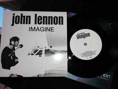 cofanetto Montblanc disco Immagine jhon Lennon