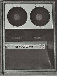 Bacchi- newmini scooper JBL 4520-4530 fac simile
