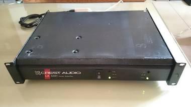 Crest Audio LA1201 non funzionante
