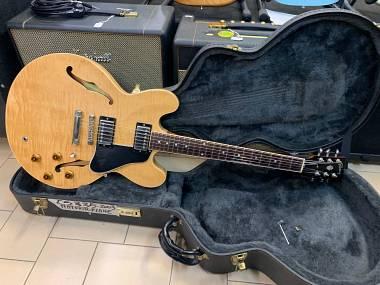 Gibson ES-335 Natural Flame Top and Back del 2003 Fantastica NASHVILLE