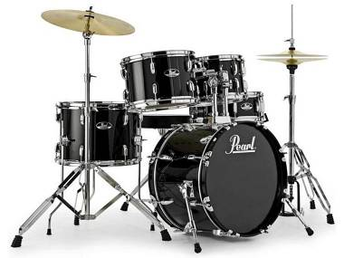 Pearl Roadshow rock jet set black