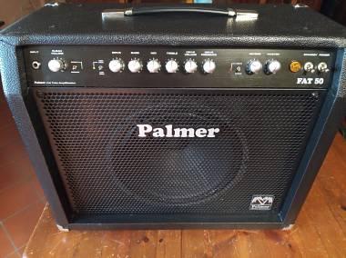 Palmer Fat 50 combo valvolare