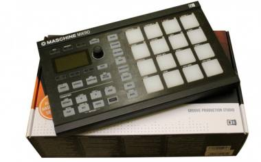 Native Instruments MASCHINE MIKRO MKII + SUITE SOFTWARE