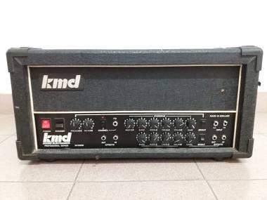 Vendo testata KMD XV100SD 100W-Interamente valvolare-Metà anni '80-Una Bomba!!!
