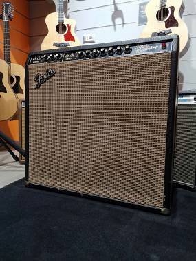 Fender Super Reverb (Anno 1965)