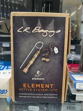 L.R. Baggs ELEMENT ACTIVE SYSTEM con Volume e Tono