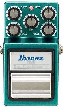 IBANEZ BASS TUBE SCREAMER TS9B