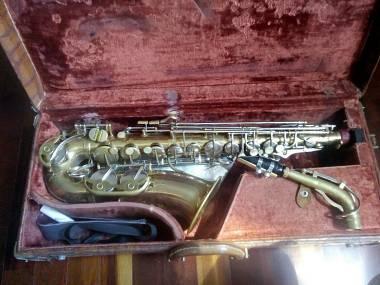 Olds Parisian sax contralto anni '70