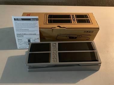 Boss FV 500L pedale del volume stereo e espressione per tastiera