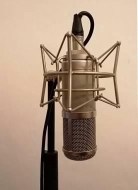 GSA Audio Tube 67  Microfono Valvolare
