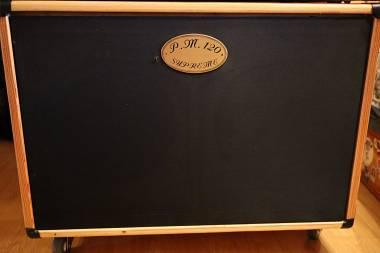 """2di2 Cassa 2x12 """" da Falegname basata su progetto Jensen Cabinet chitarra"""