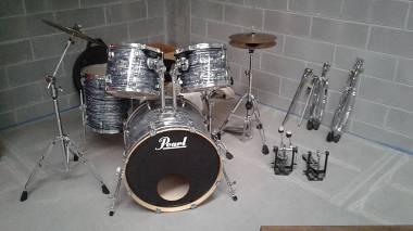 Set Pearl EXR 5 pezzi