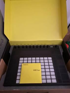 Ableton Push 2 + Custodia