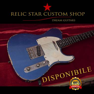 RELIC STAR CUSTOM SHOP t-'50 PRO telecaster