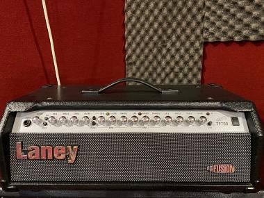 Laney TF700 Tube Fusion - Cassa Behringer 4x12 (VENDO IN BLOCCO O SEPARATAMENTE)