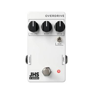 JHS Pedals JHS - 3SO OVERDRIVE 3 SERIES