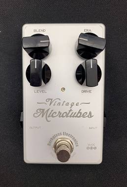 DARKGLASS VINTAGE MICROTUBES - EFFETTO PREAMP / OVERDRIVE SPEDITO GRATIS