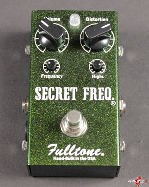Fulltone Secret Freq Overdrive/Distortion