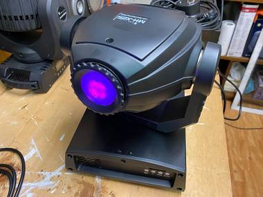 Stairville MH-X25 Led Spot