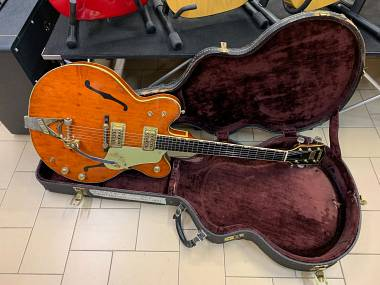 Gretsch country gentleman chet atkins MADE IN USA del 1971 STUPENDA